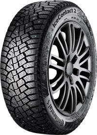 Шины Continental Conti Ice Contact 2 KD 295/40 R21 111T